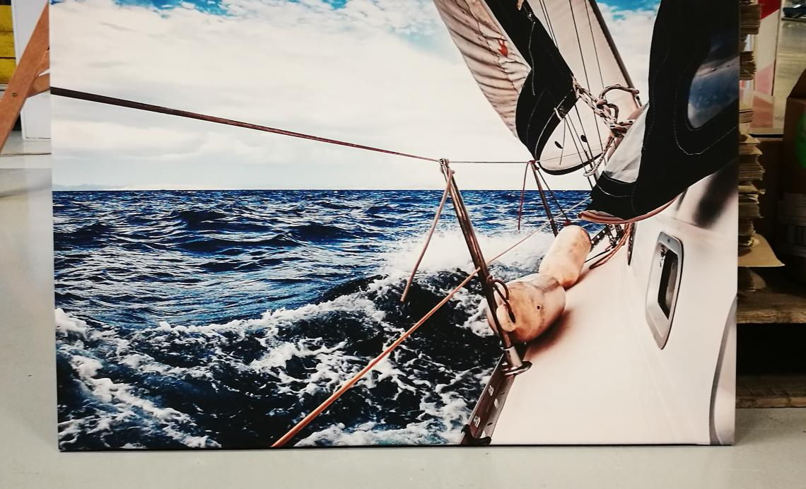 Yacht 841x560 mm (CANVAS)