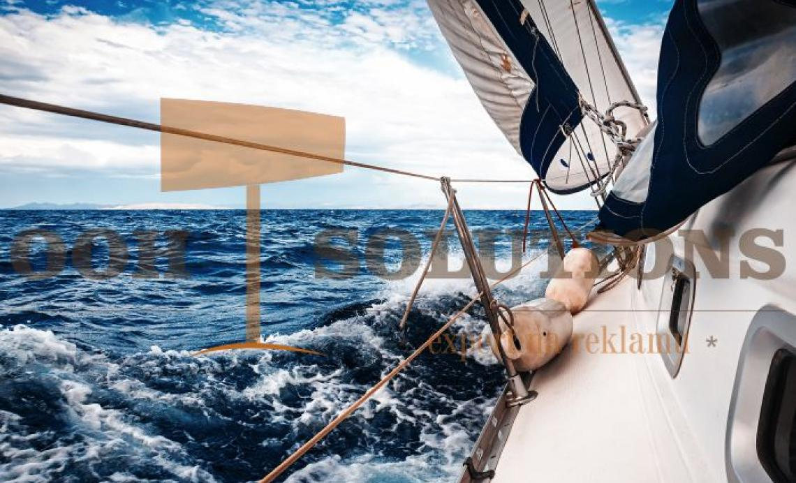Yacht 841x560 mm (CANVAS)