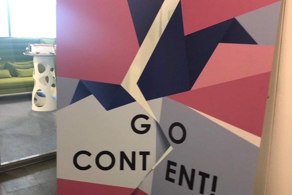 GO CONTENT