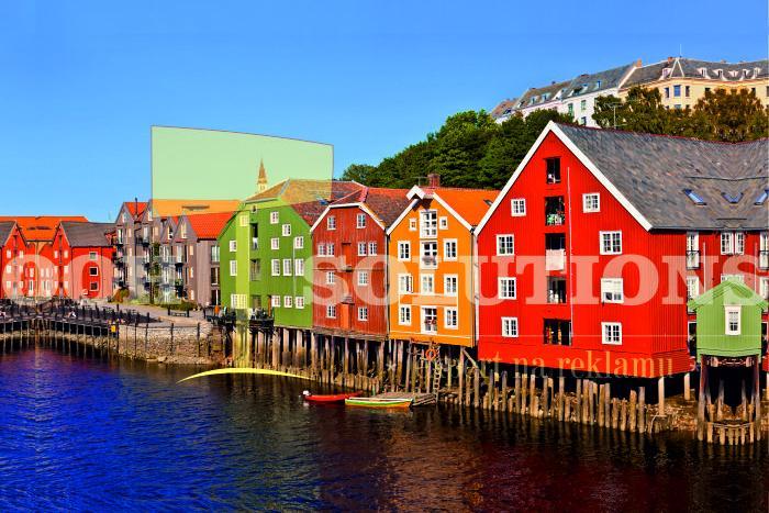 Nórske domčeky